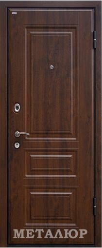Металлическая входная дверь МеталЮр М11