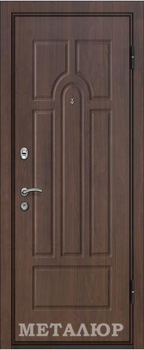 Металлическая входная дверь МеталЮр М12 (105Х)