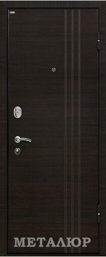 Металлическая входная дверь МеталЮр М15 (5Z)