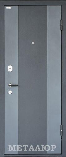 Металлическая входная дверь МеталЮр М27(20U)