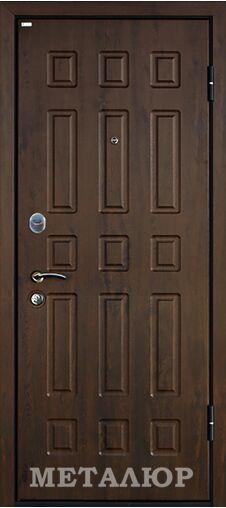 Металлическая входная дверь МеталЮр М3