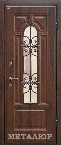 Металлическая входная дверь МеталЮр М30