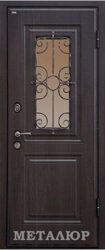 Металлическая входная дверь МеталЮр М32