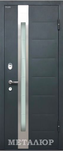 Металлическая входная дверь МеталЮр М36