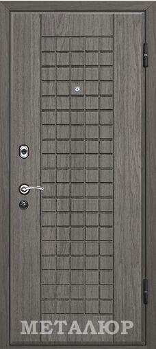 Металлическая входная дверь МеталЮр М4