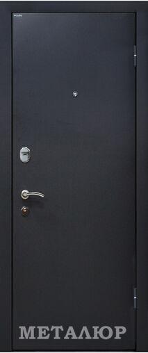 Металлическая входная дверь МеталЮр М41 (мет/мет)