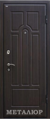 Металлическая входная дверь МеталЮр М5