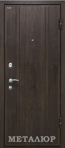 Металлическая входная дверь МеталЮр М6 (6Z)
