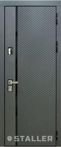 Металлическая входная дверь Сталлер АКУСТИКА