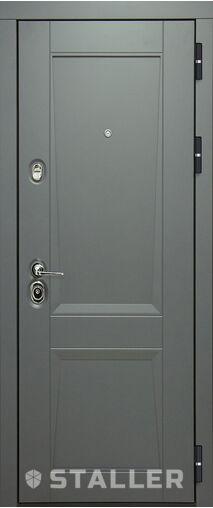 Металлическая входная дверь Сталлер АМЕЛИЯ