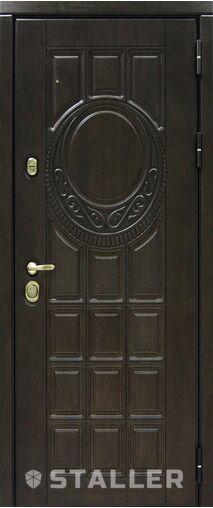 Металлическая входная дверь Сталлер АПЛОТ