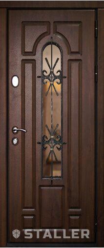 Металлическая входная дверь Сталлер БАРИ