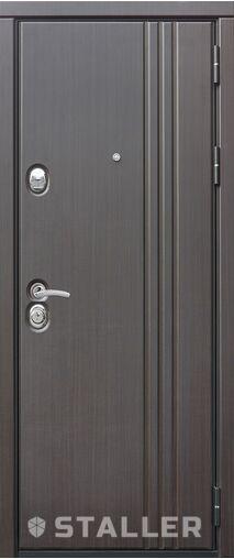 Металлическая входная дверь Сталлер ЛАЙН