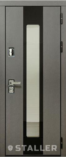 Металлическая входная дверь Сталлер ЮТА