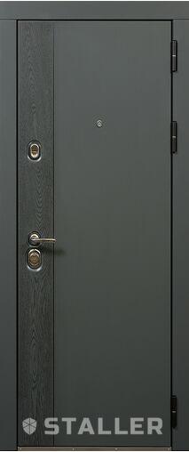 Металлическая входная дверь Сталлер ВИВАРА