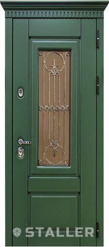 Металлическая входная дверь Сталлер БОССИКА