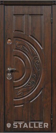 Металлическая входная дверь Сталлер ЛУНА