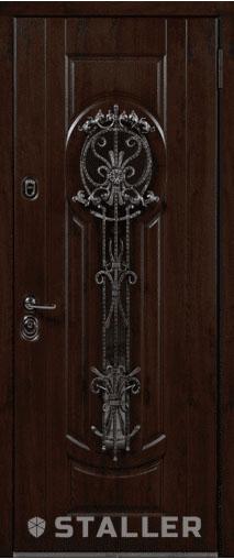 Металлическая входная дверь Сталлер СИЦИЛИЯ МЕТ