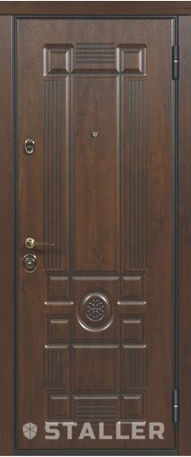 Металлическая входная дверь Сталлер ТРЕВИЗО