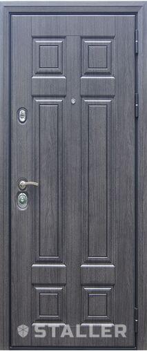 Металлическая входная дверь Сталлер ВИАНО